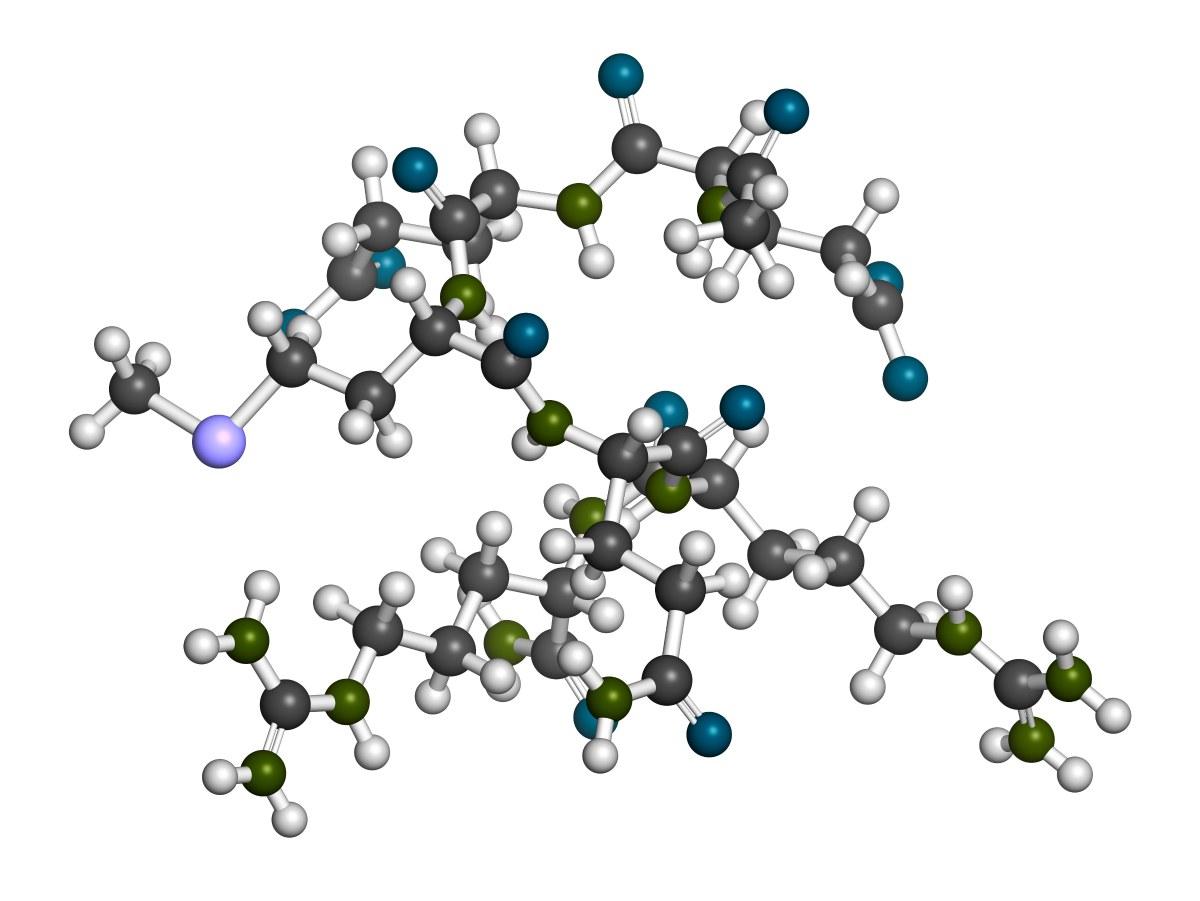 argireline molecule peptides | Argireline: Reduce Wrinkles With Famous 'Botox in a Jar' (How It Works) | argireline | argireline peptide