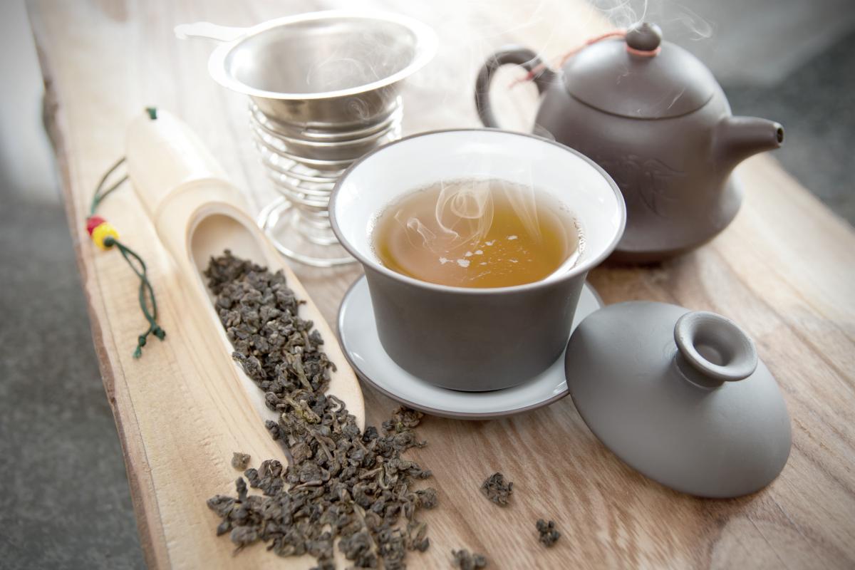 oolong tea | BRAIN TEA: Teas To Drink That Boost Brain Health | brain tea | brain herb