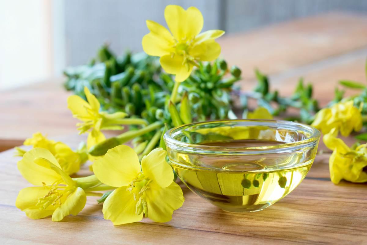 evening primrose oil on glass bowl   Best Essential Oils For Arthritis   essential oils for arthritis   essential oil for arthritis
