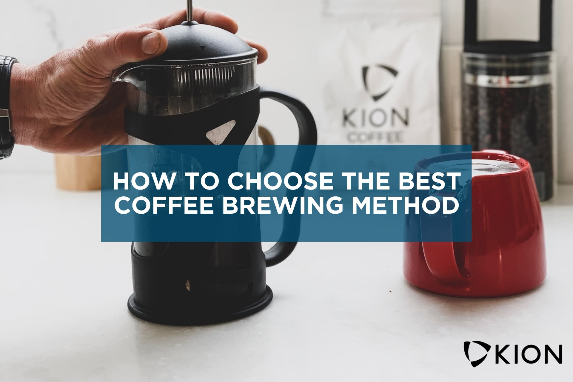 the best way to brew coffee