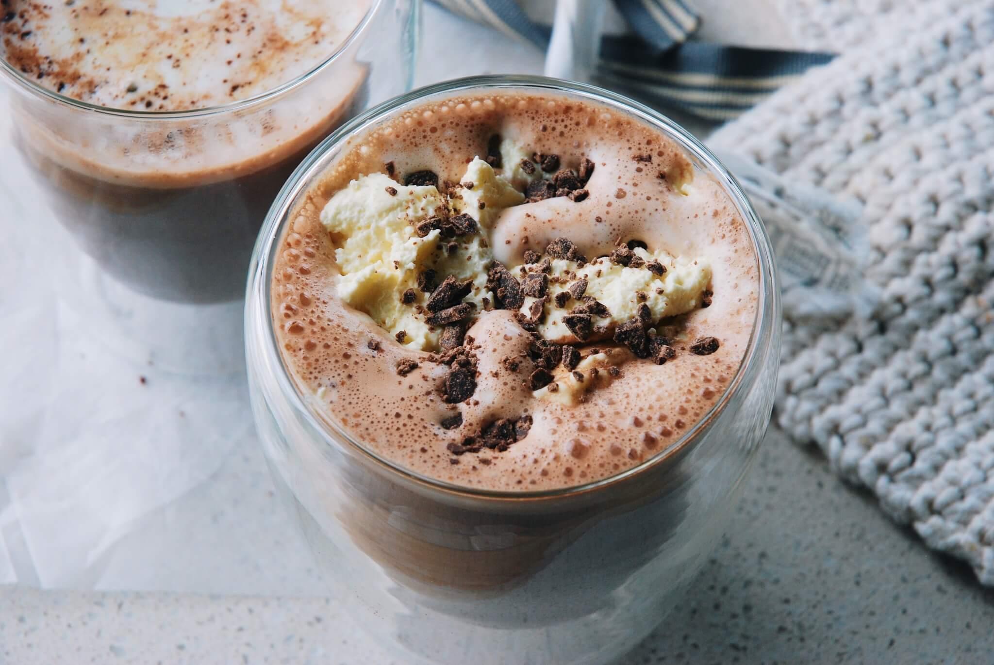 creamy hot chocolate, Keto Creamy Hot Chocolate